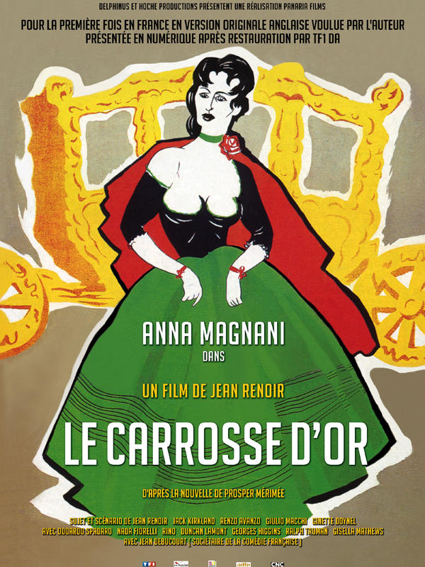 Le Carosse d'Or